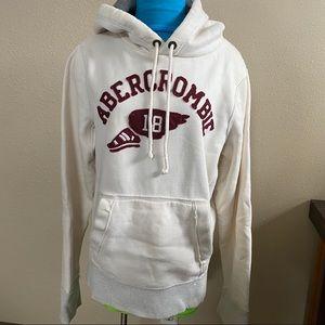 Men's XL Hooded Abercrombie Sweatshirt